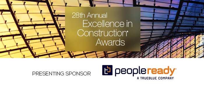 28th Annual Excellence in Construction® Awards Gala