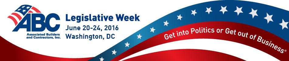 2016 ABC Legislative Week