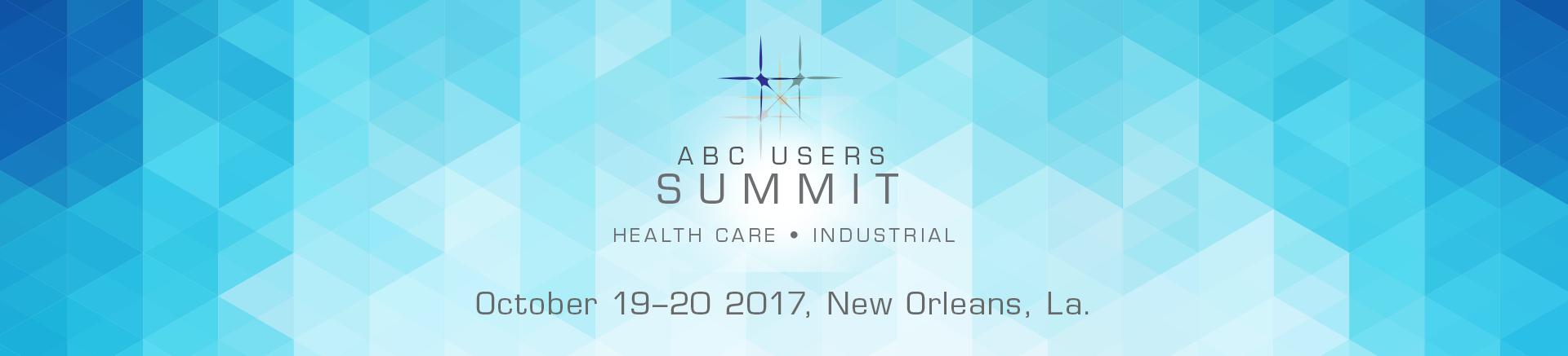 2017 ABC Users Summit