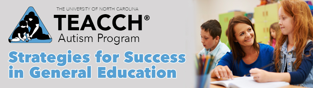 Strategies for Success in General Education for Individuals with ASD (Wilmington)