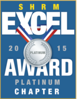 2015 SHRM Platinum Award