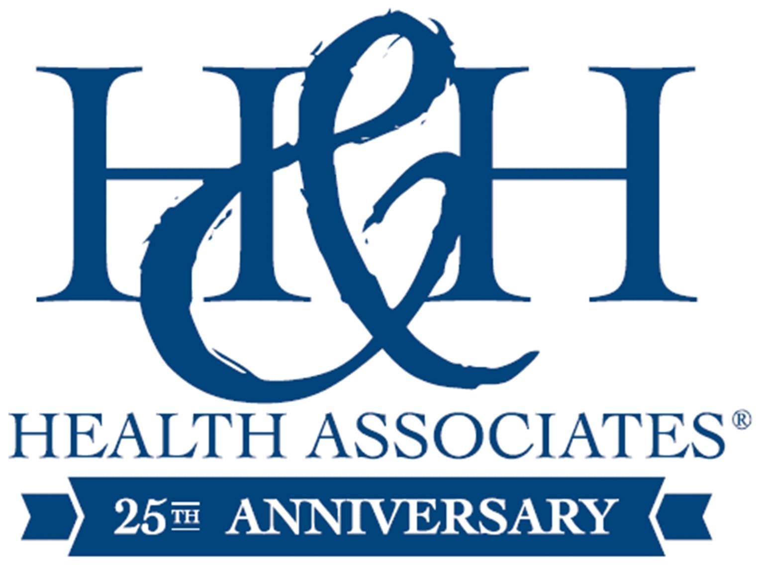 HH Health Associates 25 Anniversary