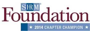 2014 SHRM Chapter Champion Logo