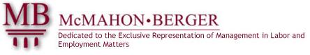 McMahon Berger Logo
