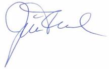 Jim Paul Signature