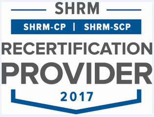 SHRM Recertification Provider Seal 2017