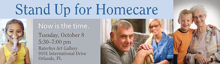 STAND UP FOR HOMECARE
