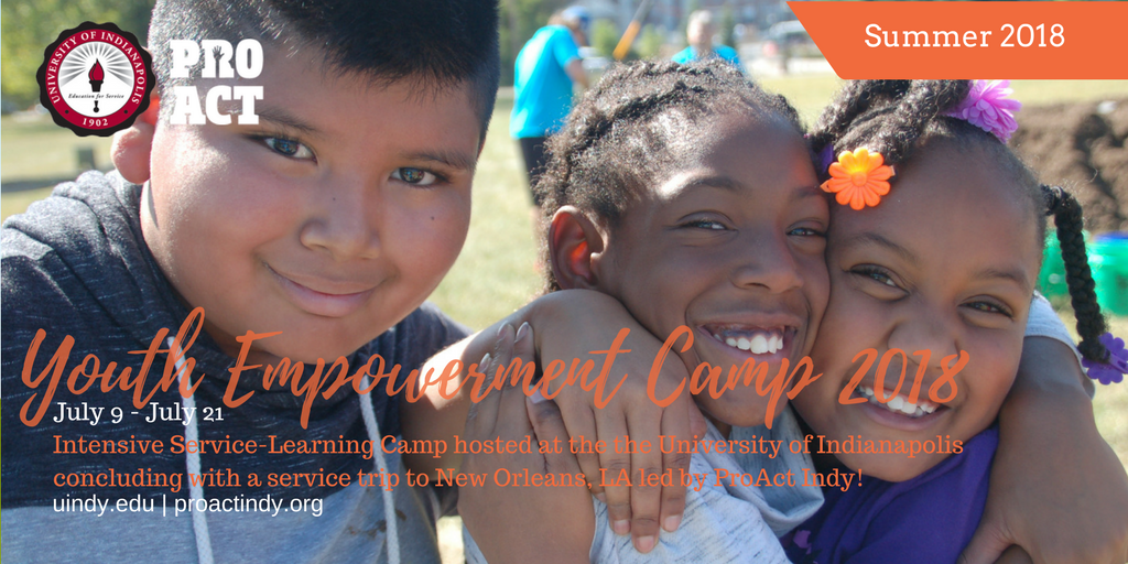 ACAD - Youth Empowerment Camp