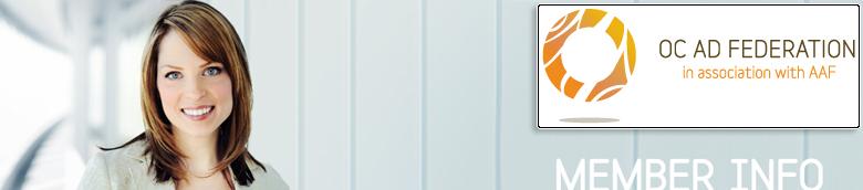 OC Ad Federation Memberships 2012