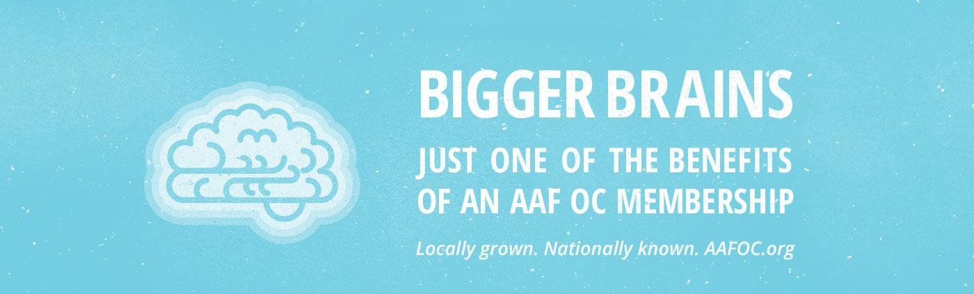 AAF OC Membership /w Bigger Brains
