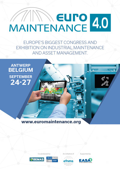 Euromaintenance 4.0 Brochure cover