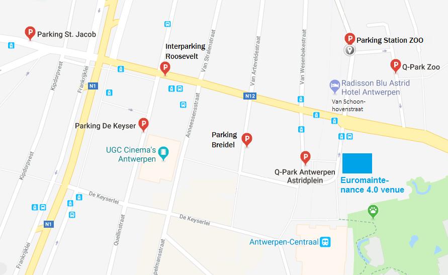 Map Parkings