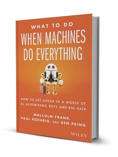 Book Cover What to do when machines do everything