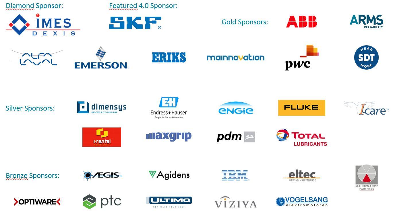 All EM4.0 sponsors