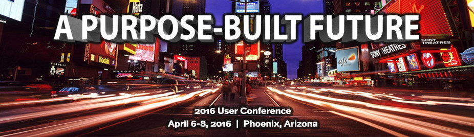 AFS 2016 User Conference