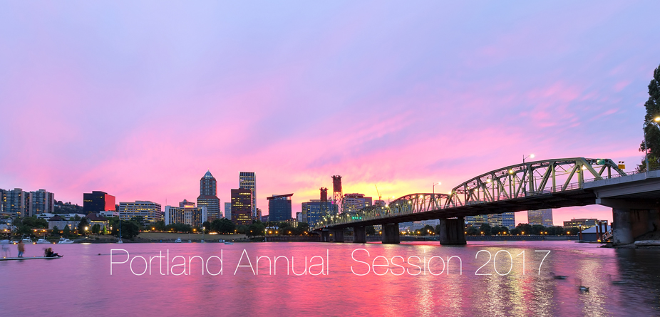 Portland, OR | Annual Session 2017