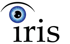 IRIS Reading logo
