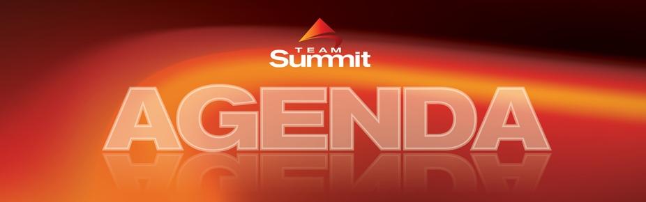 2013 Agenda Header