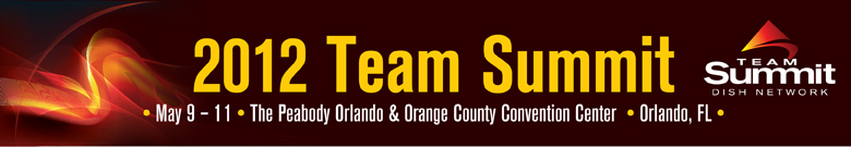 2012 Team Summit Exhibitor and Sponsor INFORMATIONAL Site