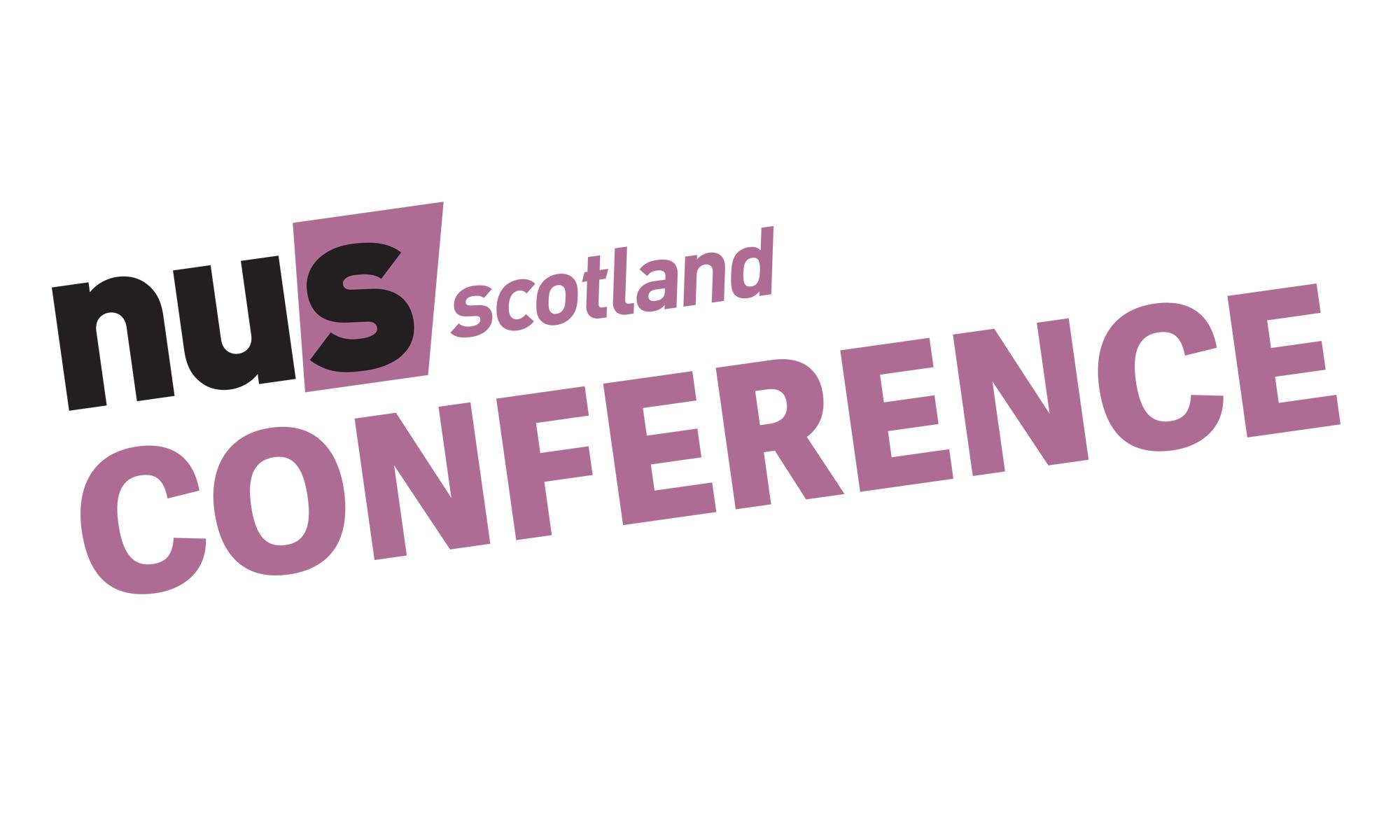 NUS Scotland Conference 2019