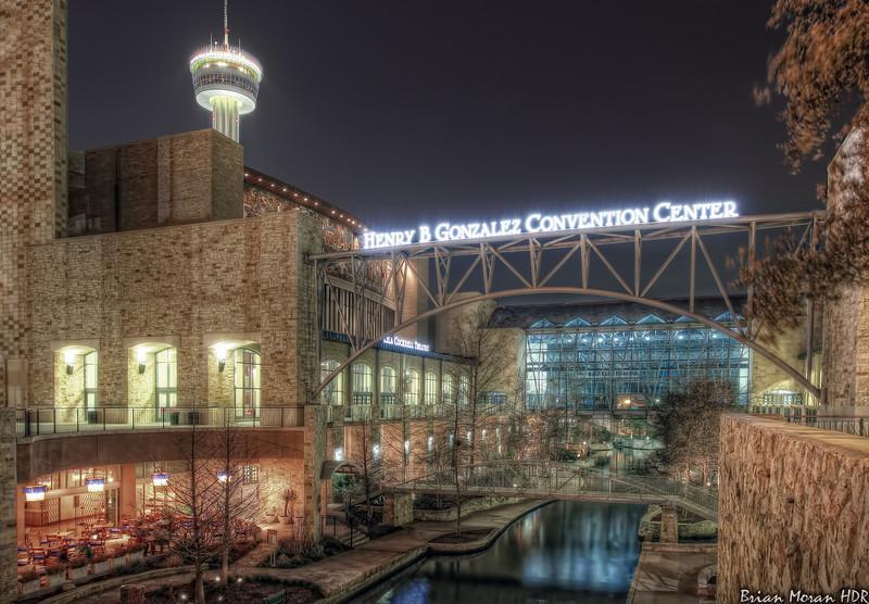 Henry B Gonzalez Convention Center-L