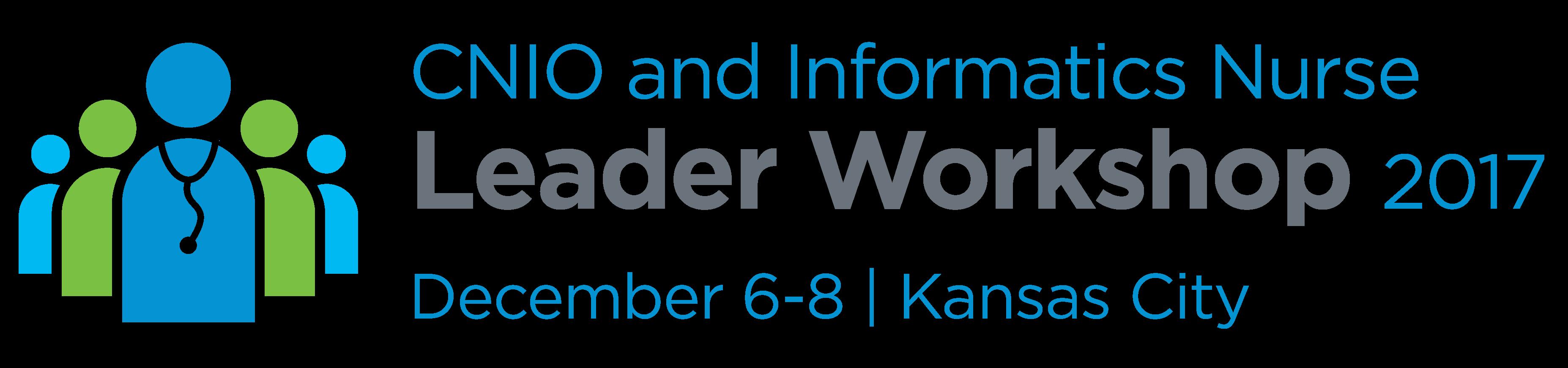 CNIO and Informatics Nurse Leader Workshop 2017 - Winter