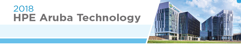 HPE Aruba Technology Showcase