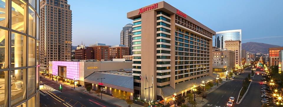 Marriott Outside Shot (2)