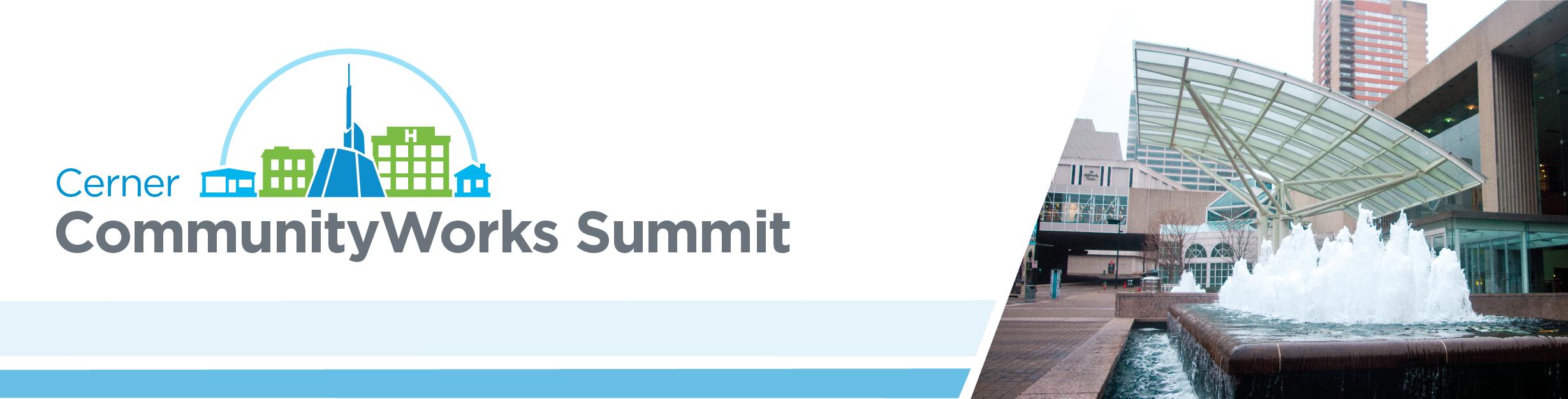 2018 CommunityWorks Summit