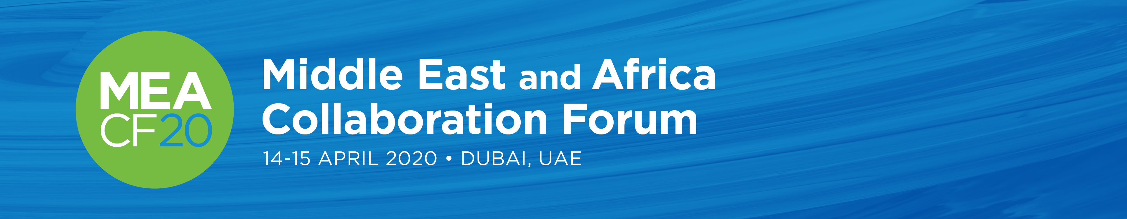 Middle East & Africa Collaboration Forum 2020