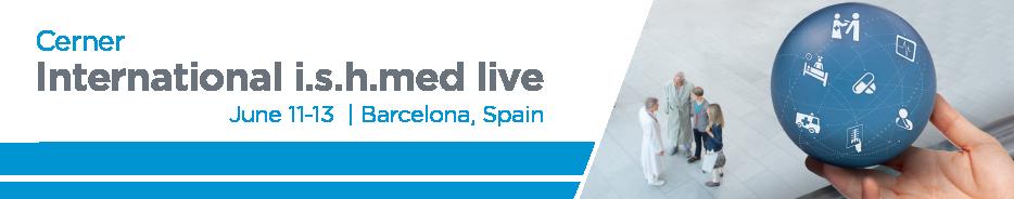 International i.s.h.med live 2018