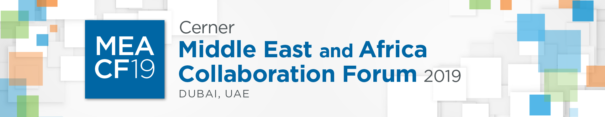 Middle East and Africa Collaboration Forum