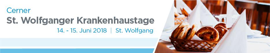 St. Wolfganger Krankenhaustage 2018