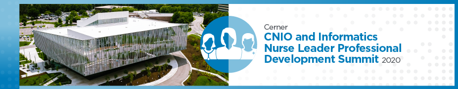 CNIO and Informatics Nurse Leader Professional Development Summit - August 2020