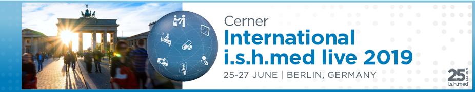 International i.s.h.med live 2019