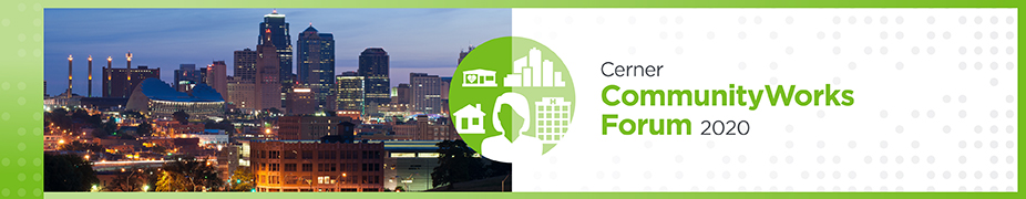 CommunityWorks Forum 2020