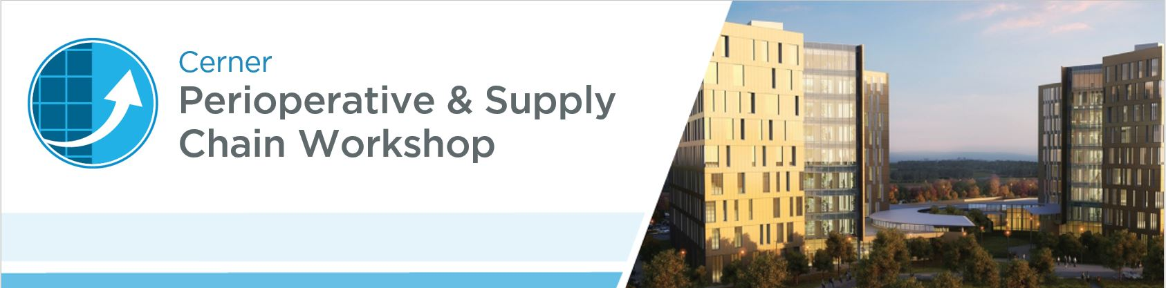 Perioperative and Supply Chain Workshop 2018