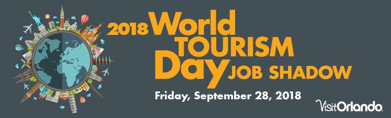 2018 World Tourism Job Shadow