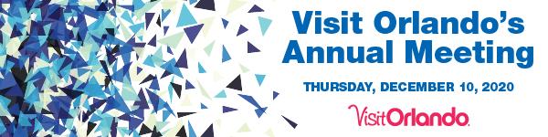 Visit Orlando's Annual Meeting