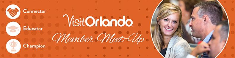 Visit Orlando Member Meet Up - 02.15.2018