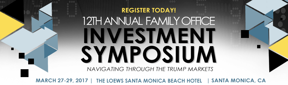 12th Annual Family Office Investment Symposium