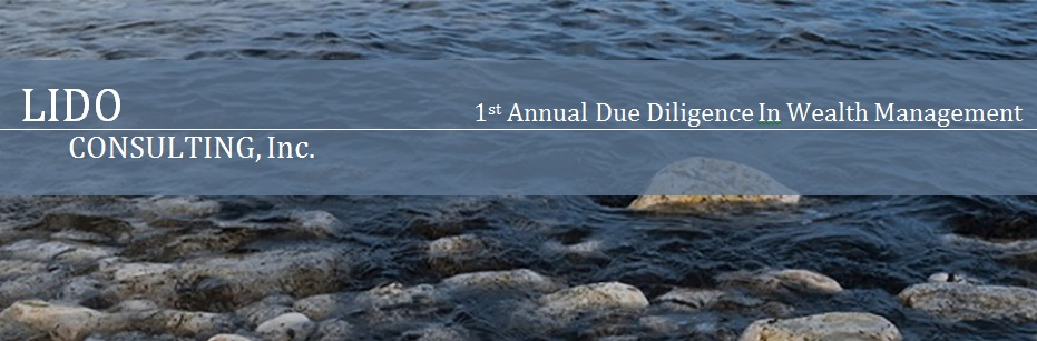 Due Diligence in Wealth Management