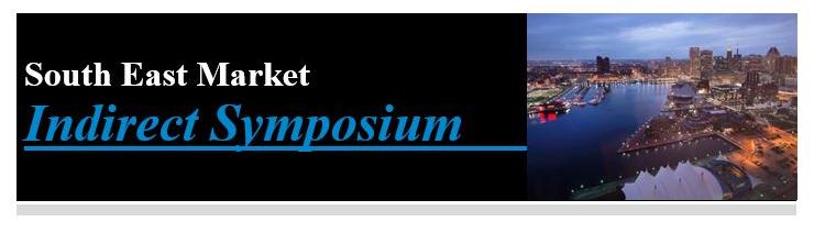South East Indirect Symposium