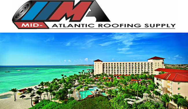 2017 Mid-Atlantic Roofing Supply Customer Incentive Trip