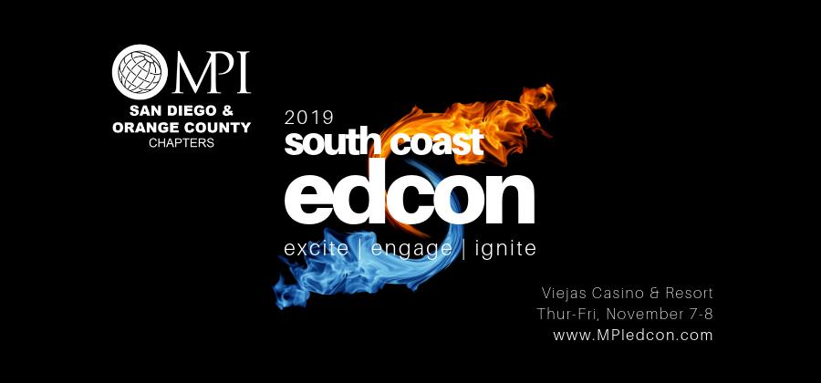MPI South Coast EdCon 2019