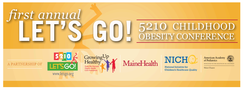1st Annual Let's Go! Childhood Obesity Conference