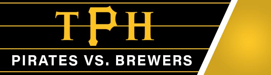Tudor, Pickering, Holt & Co. 2017 Pirates vs. Brewers Baseball Social