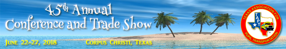 45th Annual TAPT Trade Show