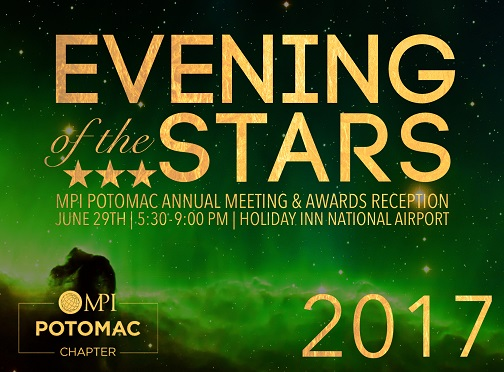 MPI Potomac Evening of the Stars Annual Meeting and Awards Reception