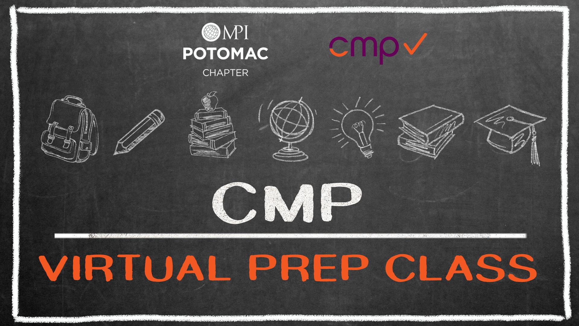 MPI Potomac CMP Virtual Preparation Class – Summer 2020